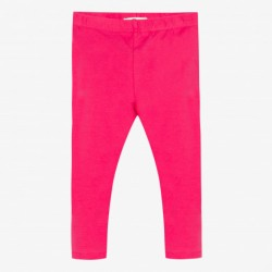 Legging uni rose fuchsia  -...