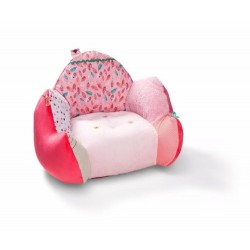 LOUISE, Fauteuil Club